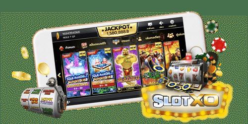 ติดตั้ง Slotxo ติดตั้งความสนุกด้วยวิธีง่าย ๆ ฟรีไม่มีค่าบริการใด - Slotxo  เกมสล็อต