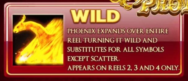 รีวิวเกมสล็อต Phoenix