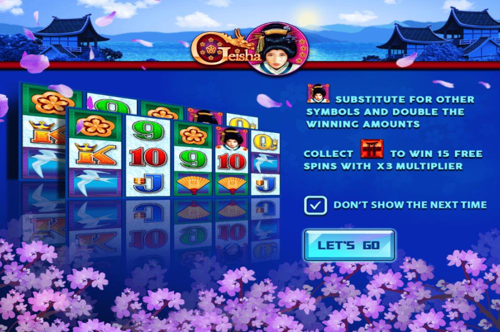 เกมสล็อต Geisha