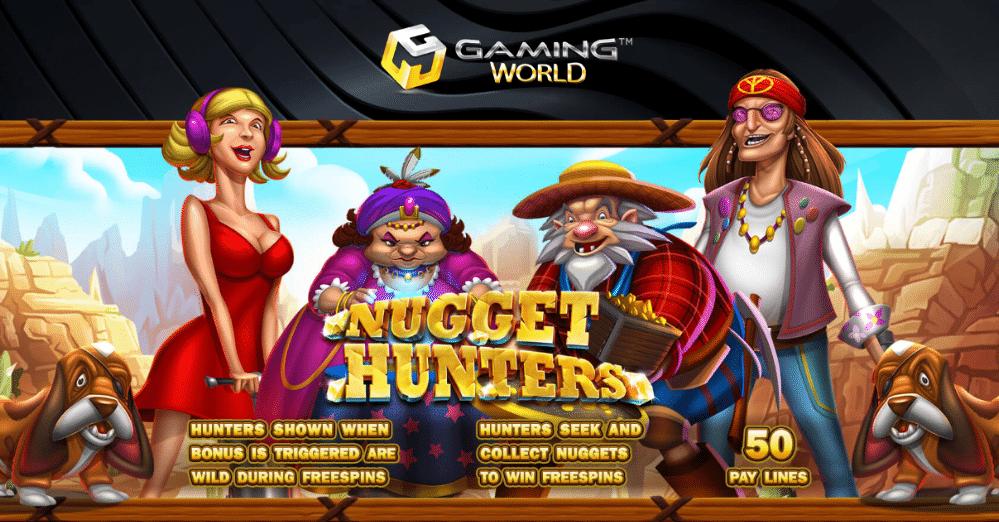 เกมสล็อต Nugget Hunter