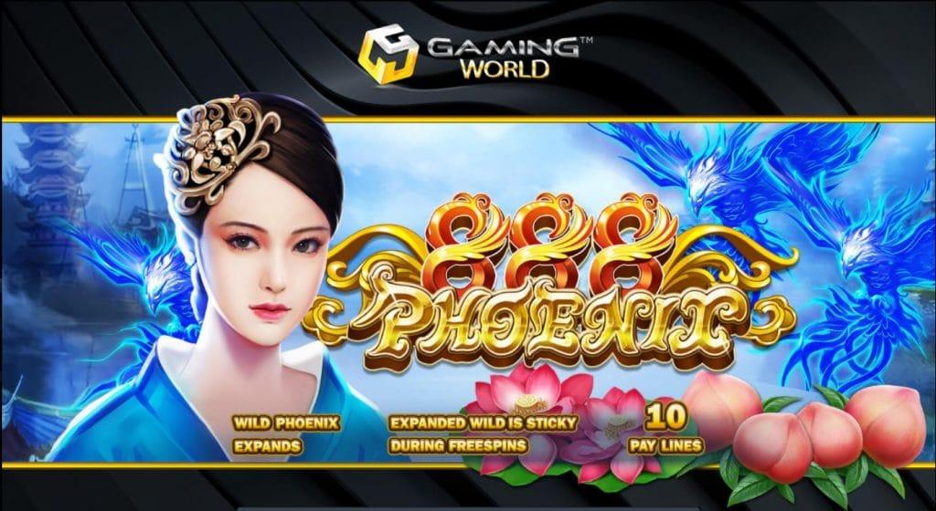 เกมสล็อต Phoenix 888