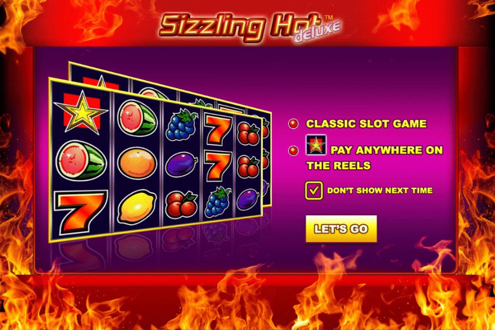 เกมสล็อต Sizzling Hot