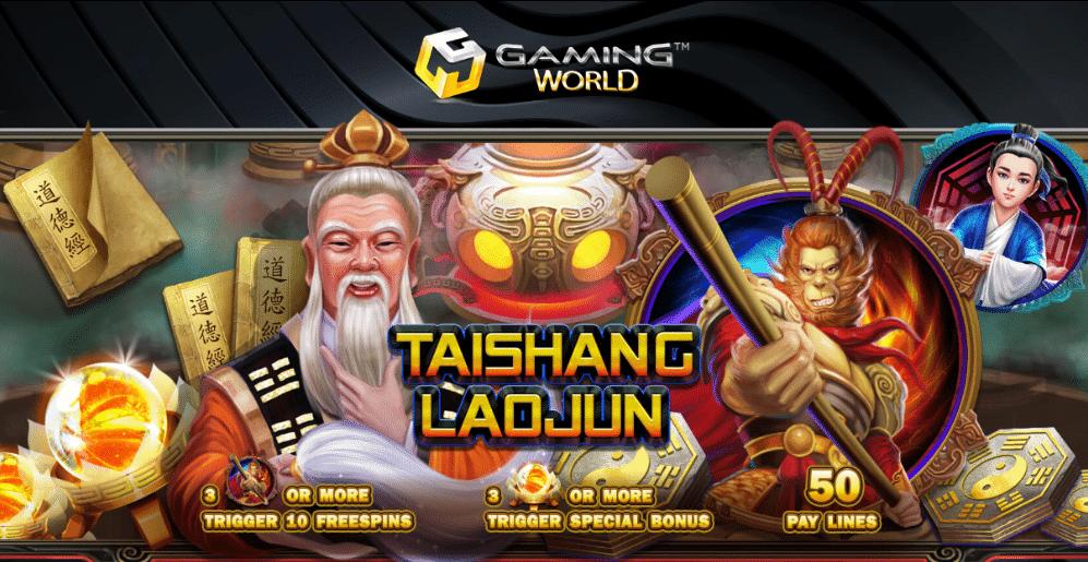 เกมสล็อต Tai Shang Lao Jun