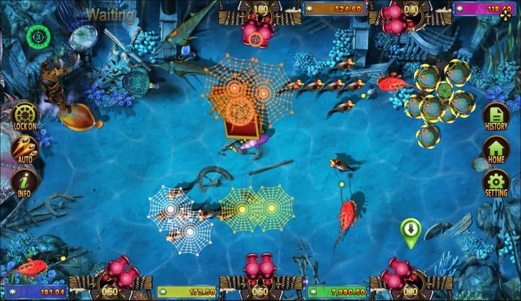 เกมสล็อต FishHunting: LiKuiPiYu