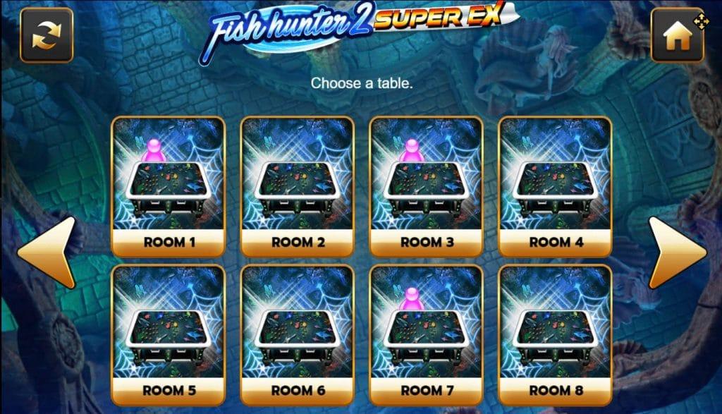 เกมสล็อต Fish Hunter 2EX – My Club