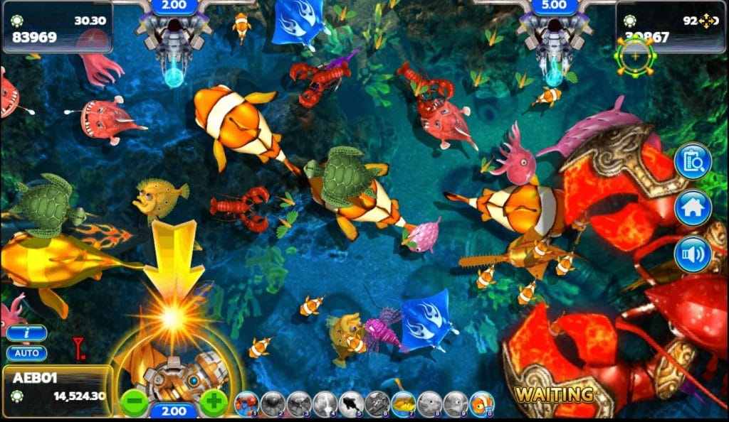 agen judi tembak ikan fish hunter 2 - joker123