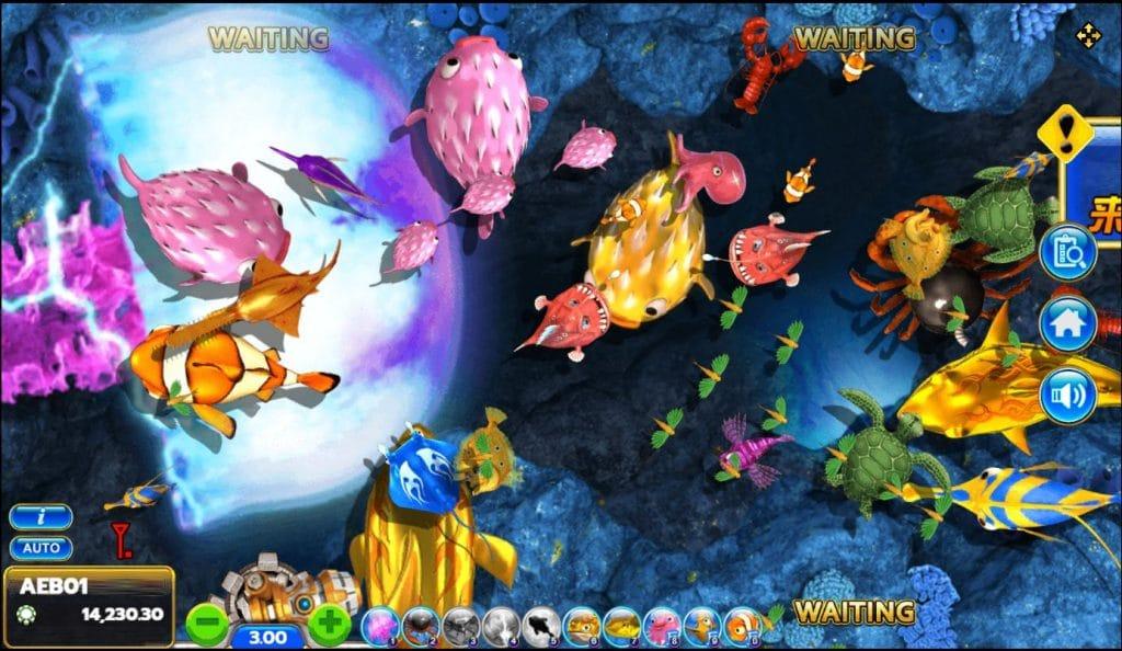 เกมยิงปลา Fish Hunter 2 EX – Pro