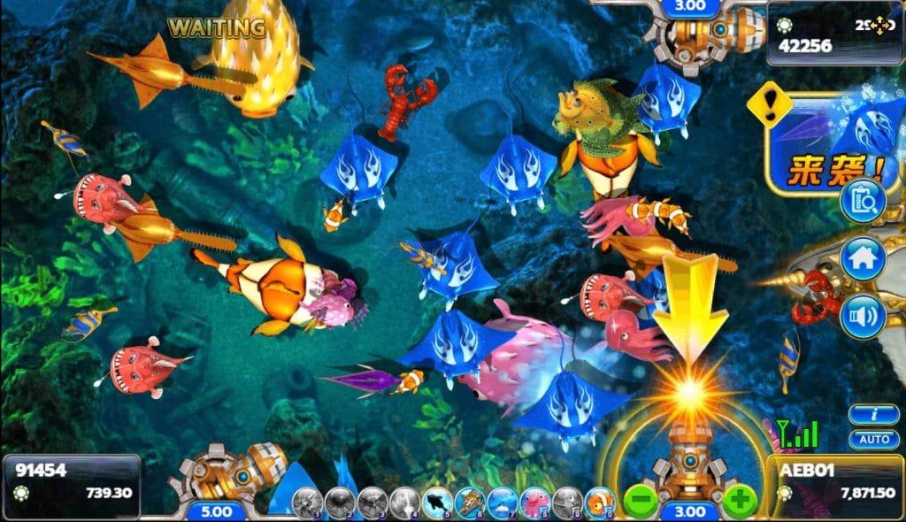 เกมสล็อต Fish Hunter 2 EX – Pro
