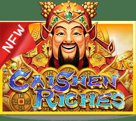 รีวิว เกมสล็อต Caishen Riches
