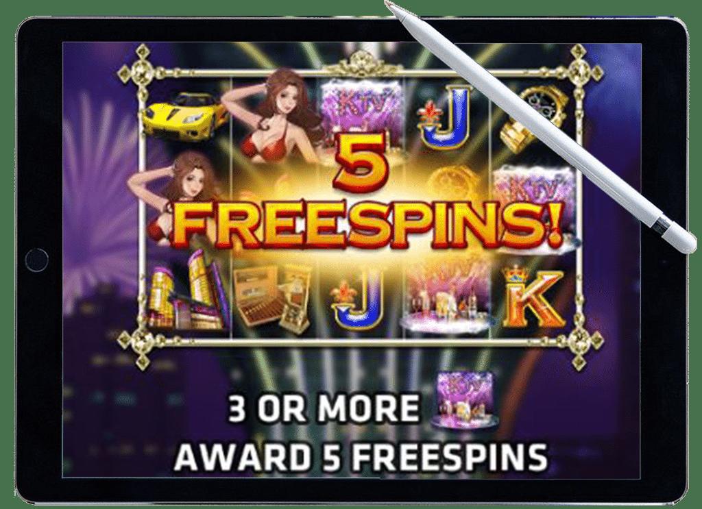 เกมสล็อต Chinese Boss FREE SPINS