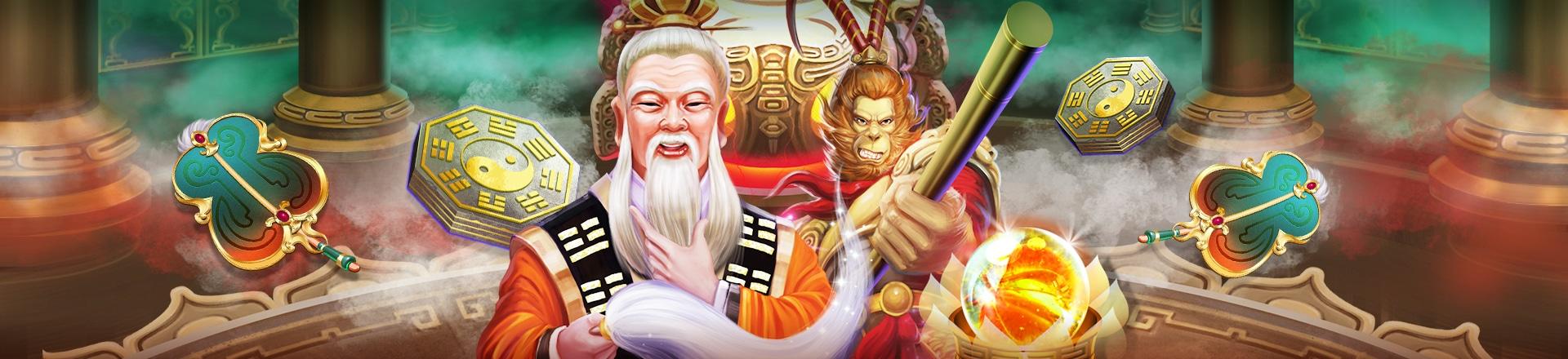 รีวิวเกมสล็อต TaiShangLaoJun - Slotxo สมัครวันนี้รับเครดิตฟรี 50% ฟรีทันที