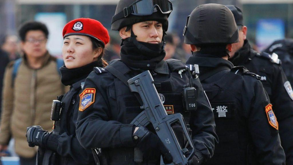 แคมเปญต่อต้าน การพนันของจีน